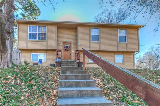 801 Pawnee Street, Leavenworth, KS 66048 (#2198027) :: House of Couse Group