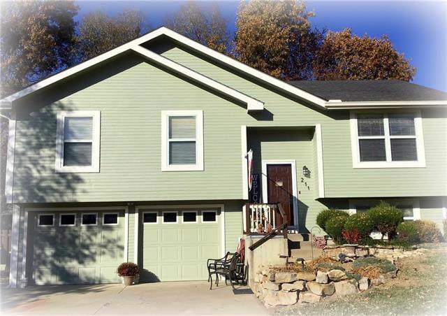 211 Jayhawk Court, Lansing, KS 66043 (#2198161) :: Eric Craig Real Estate Team