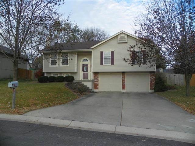 417 SE Alger Drive, Blue Springs, MO 64014 (#2198238) :: Ask Cathy Marketing Group, LLC