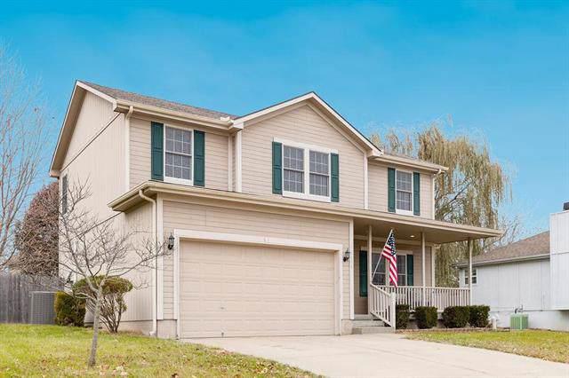 4436 SW Rivulet Drive, Lee's Summit, MO 64082 (#2198398) :: Dani Beyer Real Estate