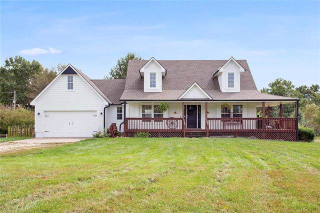 26405 S Coble Road, Freeman, MO 64746 (#2198467) :: Clemons Home Team/ReMax Innovations