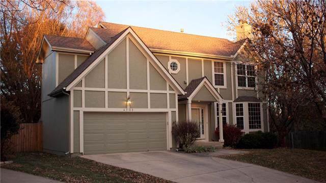 4733 Millridge Street, Shawnee, KS 66226 (#2198483) :: House of Couse Group