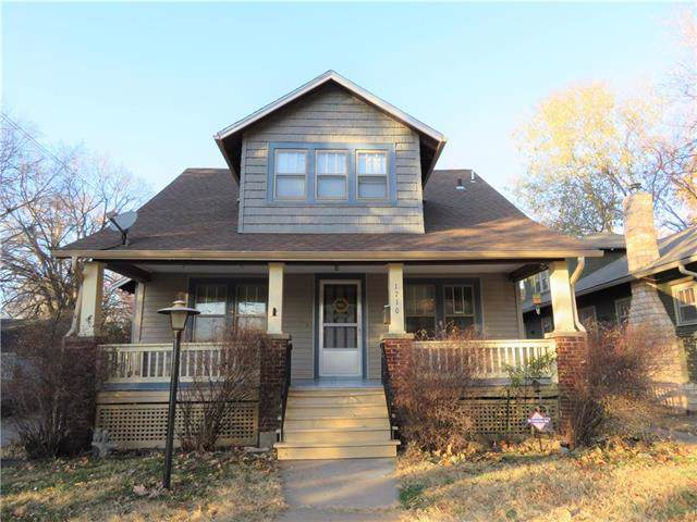 1710 SW 1st Street, Topeka, KS 66606 (#2198501) :: Clemons Home Team/ReMax Innovations