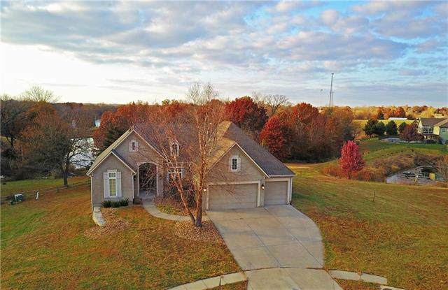 13306 Richland Avenue, Bonner Springs, KS 66012 (#2198579) :: House of Couse Group