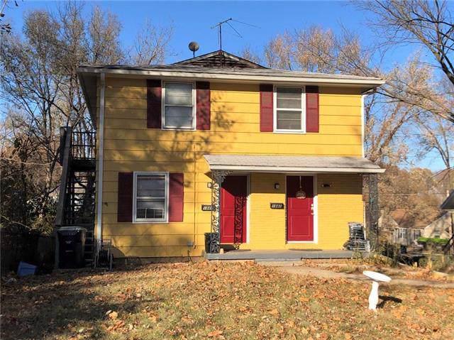 1840 E 75th Terrace, Kansas City, MO 64132 (#2198611) :: House of Couse Group