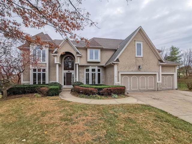 4381 W 150th Place, Leawood, KS 66224 (#2198616) :: House of Couse Group