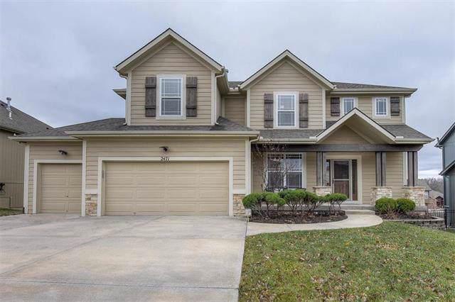2471 W Fredrickson Drive, Olathe, KS 66061 (#2198751) :: House of Couse Group