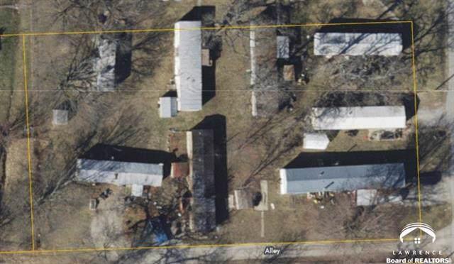 201 Baker Street, Baldwin City, KS 66006 (#2198805) :: House of Couse Group