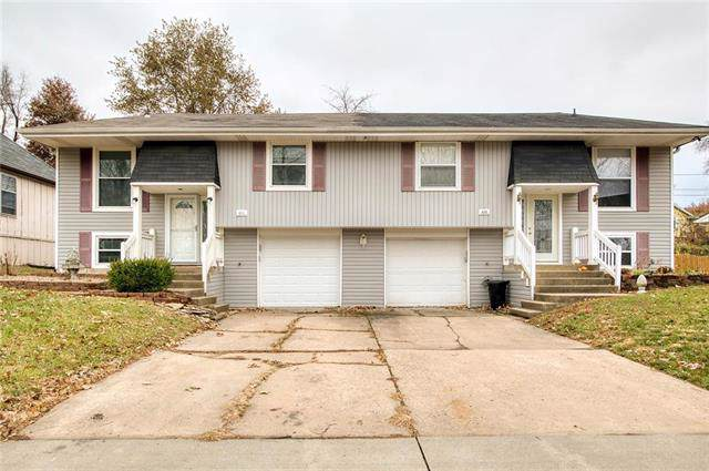 411 NE 90th Terrace, Kansas City, MO 64155 (#2198893) :: House of Couse Group