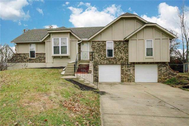 20922 W 63rd Terrace, Shawnee, KS 66215 (#2198938) :: Eric Craig Real Estate Team