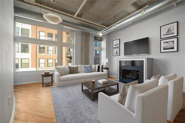 2107 Grand #304 Boulevard #304, Kansas City, MO 64108 (#2199002) :: Eric Craig Real Estate Team
