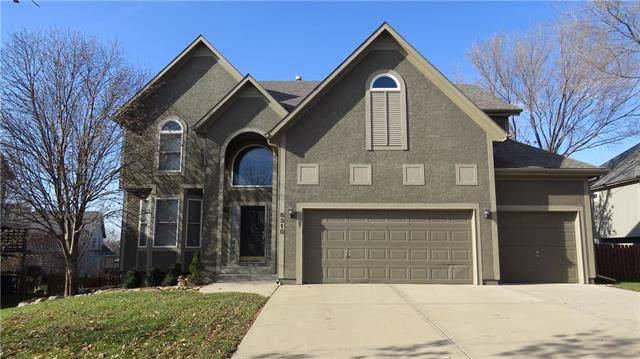8310 Laurelwood Street, Lenexa, KS 66219 (#2199146) :: NestWork Homes