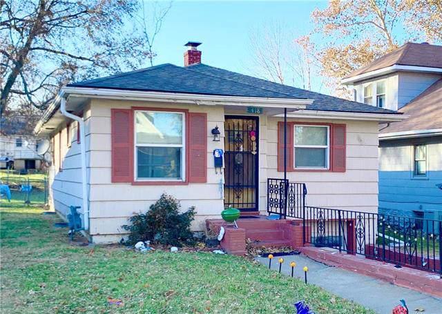 418 N Kensington Avenue, Kansas City, MO 64123 (#2199227) :: Eric Craig Real Estate Team