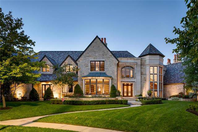 11600 Manor Road, Leawood, KS 66211 (#2199409) :: House of Couse Group