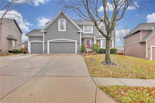 23309 W 45th Terrace, Shawnee, KS 66226 (#2199413) :: NestWork Homes