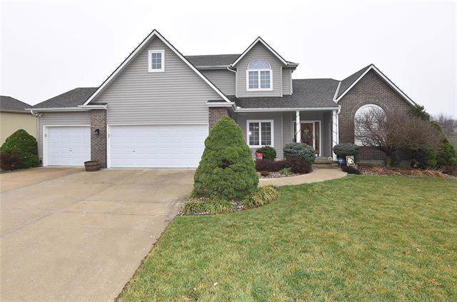 16195 NW 130TH Terrace, Platte City, MO 64079 (#2199419) :: Eric Craig Real Estate Team