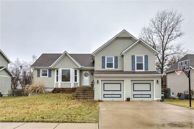 534 N Sycamore Street, Gardner, KS 66030 (#2199460) :: Team Real Estate