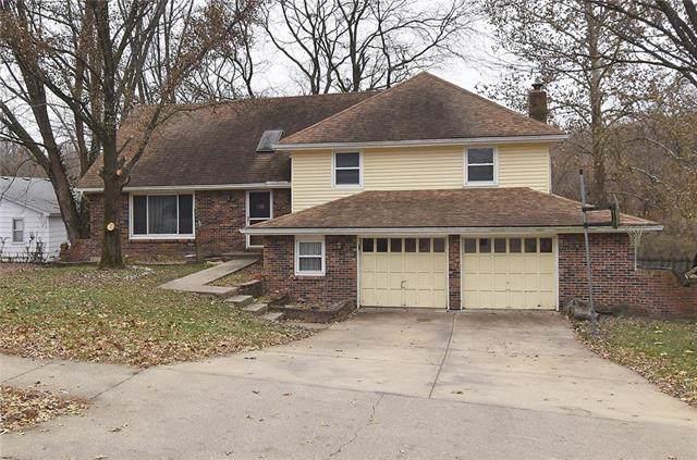 533 Pleasant Avenue, Leavenworth, KS 66048 (#2199538) :: Eric Craig Real Estate Team