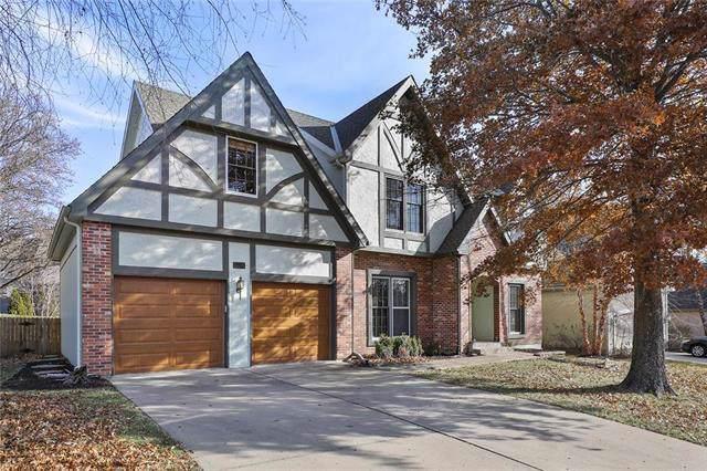 6014 W 124th Terrace, Overland Park, KS 66209 (#2199591) :: NestWork Homes