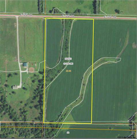 0000 E 125th Road, Fulton, KS 66738 (#2199763) :: House of Couse Group