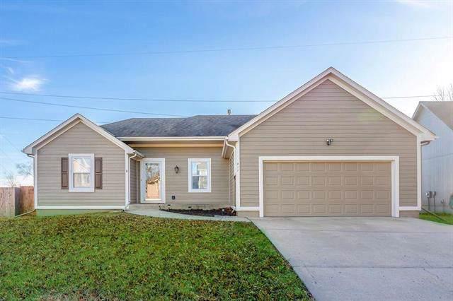 917 Witch Hollow Street, Gardner, KS 66030 (#2199770) :: Team Real Estate