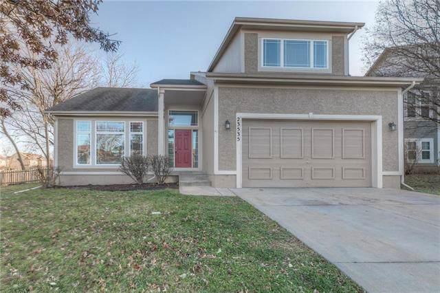 23535 W 73rd Terrace, Shawnee, KS 66227 (#2199864) :: NestWork Homes
