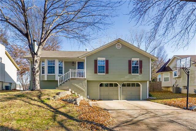 1414 NW Foxboro Road, Blue Springs, MO 64015 (#2199889) :: NestWork Homes