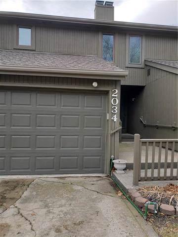 2034 S 101st Terrace, Edwardsville, KS 66111 (#2200003) :: Eric Craig Real Estate Team