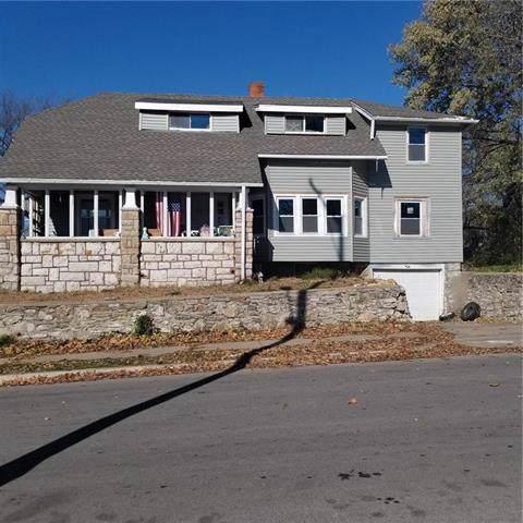 3263 Agnes Avenue, Kansas City, MO 64128 (#2200019) :: Team Real Estate