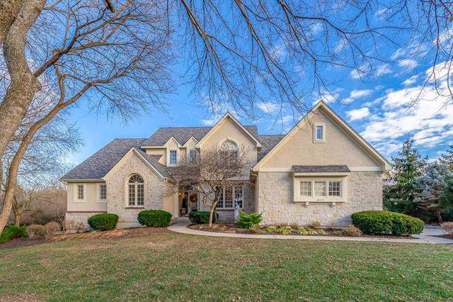 18425 Canterbury Court, Stilwell, KS 66085 (#2200030) :: House of Couse Group