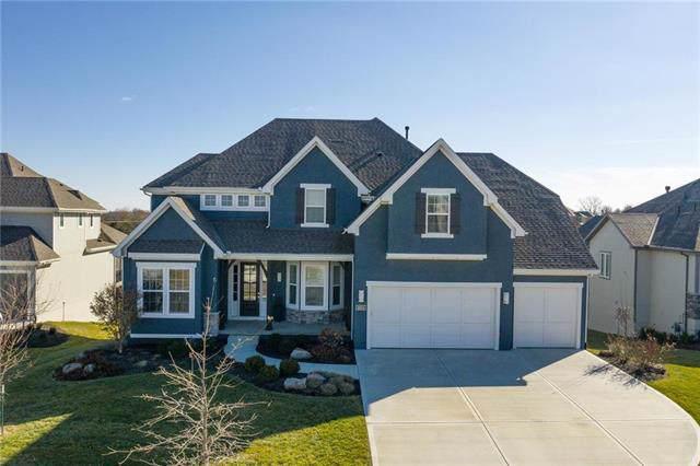 10311 W 172nd Terrace, Overland Park, KS 66221 (#2200054) :: Eric Craig Real Estate Team