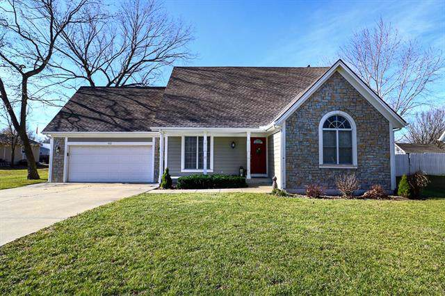 512 N 7th Street, Lacygne, KS 66040 (#2200158) :: House of Couse Group