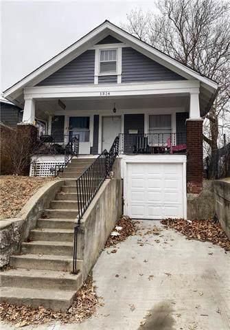 1314 Bennington Avenue, Kansas City, MO 64126 (#2200163) :: Edie Waters Network