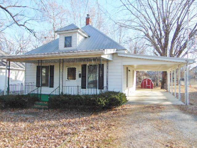 403 Ralph Street, Richmond, MO 64085 (#2200169) :: House of Couse Group