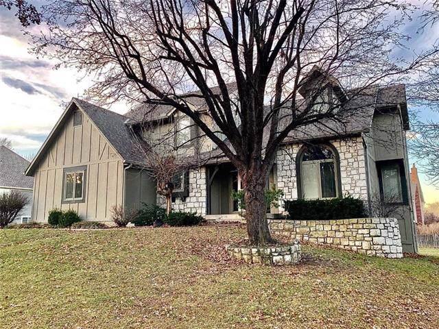 3208 W 122ND Street, Leawood, KS 66209 (#2200270) :: Eric Craig Real Estate Team
