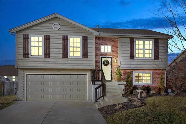 564 E Apache Street, Gardner, KS 66030 (#2200321) :: Team Real Estate