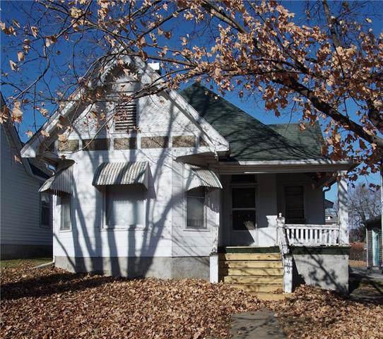 1009 Santa Fe Street, Atchison, KS 66002 (#2200388) :: Dani Beyer Real Estate