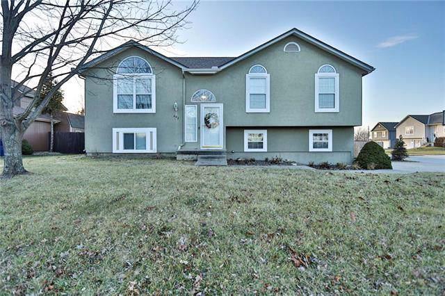 602 SE Joel Avenue, Lee's Summit, MO 64063 (#2200397) :: Team Real Estate