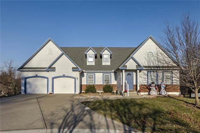 22712 E 27th Terrace Court, Blue Springs, MO 64015 (#2200510) :: Team Real Estate