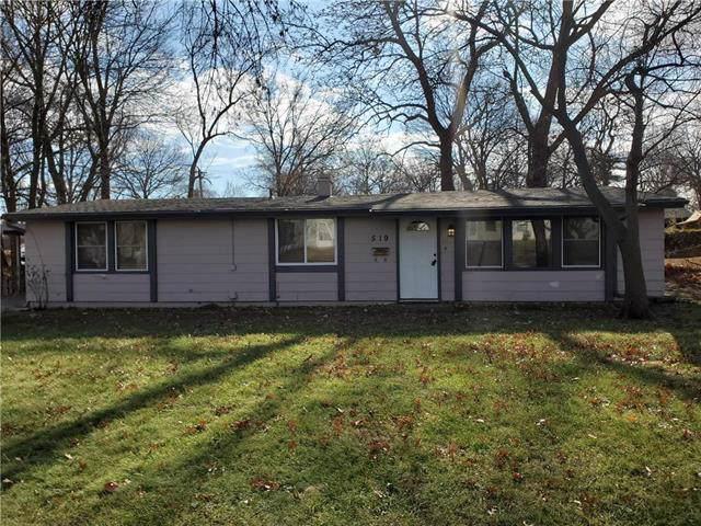 519 SE 4TH Street, Lee's Summit, MO 64063 (#2200518) :: Team Real Estate