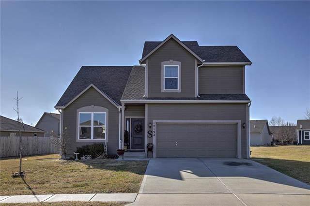 17194 S Kill Creek Road, Gardner, KS 66030 (#2200520) :: Team Real Estate
