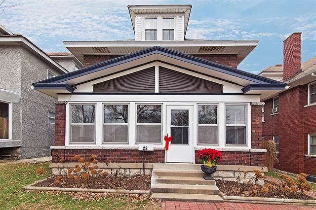 22 N Thorpe Street, Kansas City, KS 66102 (#2200615) :: Edie Waters Network