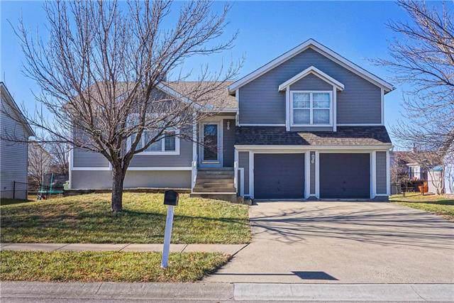 422 N Evergreen Street, Gardner, KS 66030 (#2200620) :: Team Real Estate