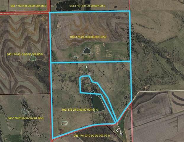 0000 160th Road, Denison, KS 66419 (#2200648) :: Dani Beyer Real Estate