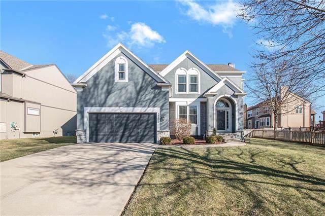 15553 S Blackfeather Street, Olathe, KS 66062 (#2200661) :: Team Real Estate
