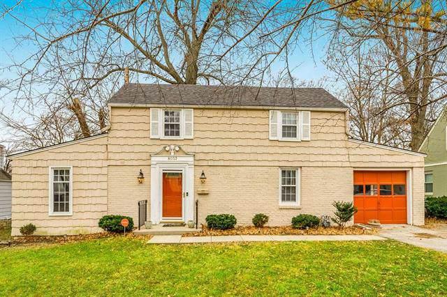 8032 Jefferson Street, Kansas City, MO 64114 (#2200665) :: House of Couse Group