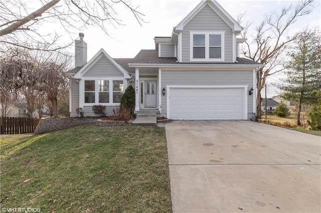 21497 W 121st Terrace, Olathe, KS 66061 (#2200685) :: Team Real Estate