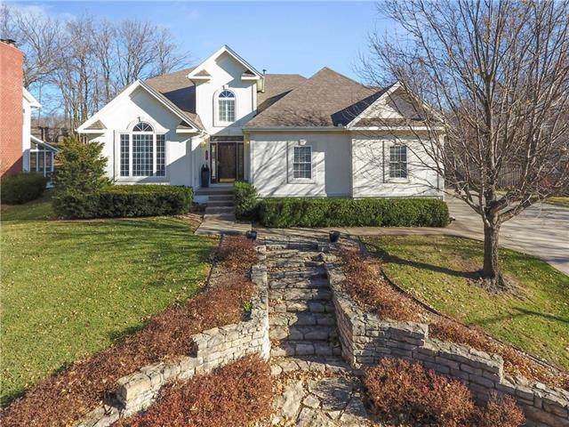 1001 Wildbriar Drive, Liberty, MO 64068 (#2200720) :: Team Real Estate