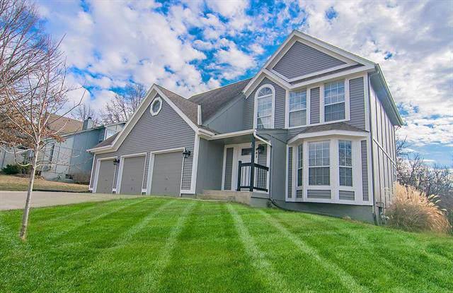 951 E Pineview Street, Olathe, KS 66061 (#2200739) :: Team Real Estate