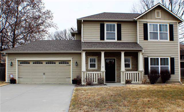 2612 Knollbrook Court, Lawrence, KS 66046 (#2200815) :: Team Real Estate